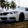 BMW F30 M-Perf (not ordinary F30)