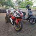 2006 Yamaha R1 fullpaper full modif branded