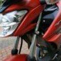 Yamaha Vixion R 2018 Red Doff, kondisi Superbbbb km 5000