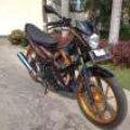 Satria FU SE 150CC 2015, Motor Rawatan, Pajak Hidup Panjang, Mesin sht