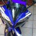 Yamaha r 15 Gp Series movistarch 3