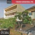 Rumah Taman Grisenda, Pantai Indah Kapuk, Jakarta Utara