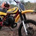 Dijual : Yamaha DT100 X tahun 1980