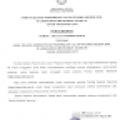 Pengumuman Seleksi Administrasi CPNS Mahkamah Agung