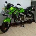 Motor Kawasaki Ninja R Super Kips Tahun 2014