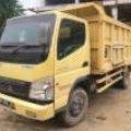 2 unit Mitsubishi HD 125 PS Dump Truck BM