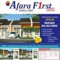 Rumah Murah Dekat Kampus IPB - Afara First Hills