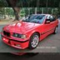 BMW 318i 1993 Automatic Limited Edition - sedan classic