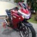 Cbr 250R Cbu 2011 Modif keren,Pajak Hidup,low km,mulus,mantap!!