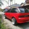 Jual CEPAT Suzuki Amenity 1990 Langka Padang