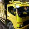 canter dump truck