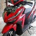 Honda vario 150 tahun 2018 merah