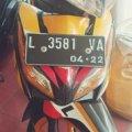 Honda Blade Repsol 2012