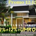 Rumah KPR, Gratis Semua Biaya: Kavling Dekat Wisata Cimangggung Hot spring, Banjaran, Bandung