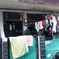 kontrakan 2 pintu murah di jakasampurna bekasi barat tidak jauh dari jalan kalimalang, Jatisampurna, Bekasi