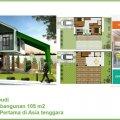 Rumah Syariah *THE GREEN SETIABUDI* Perumahan [2 LANTAI dan 1 LANTAI] TANPA RIBA di Wangunsari, Lembang, Bandung Barat, Lembang, Bandung