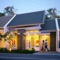 Rumah Murah, Investasi Kapling Green Taman Seroja Pasti Hemat 20 %, Banjaran, Bandung