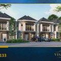Visana Tahap 1 dengan Fasilitas Lengkap di BSD City, BSD City, Tangerang