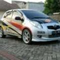 Toyota Yaris Type S 2006 Matic  bs kredit