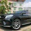 Mercedes 2017 Atpm Gle400 Coupe AmG #CX5 X5 Fortuner Pajero