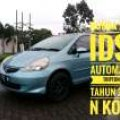 Honda Jazz Idsi AT 2007 istimewa poll, RS Yaris Swift Brio dan Agya