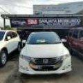 Honda Odyssey ATPM A/T 2012,Km 70rb,Tangan 1,Seperti Baru!!