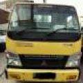 Mitsubishi Colt Diesel Engkel Long FE71 Canter 2015 KM 30rb truk
