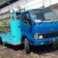 Toyota Dyna 2004 Carrier Towing