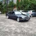 Mercedes Benz W210 E320 AT 5 Speed 1997 (New Eyes)