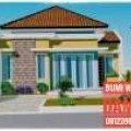 Dijual rumah di Perumahan Bumi Wates Damai Ngaliyan dekat BSB Semarang