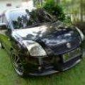 suzuki swift GT  II 2008 AT low KM