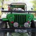 Jeep willys 1953 mesin kering, mesin hiace body mulus,siap pake,