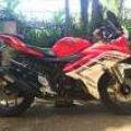 Yamaha R15 2016 Merah Putih
