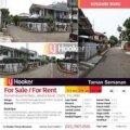 Rumah Kosambi Baru, Jakarta Barat, 12x15, 2 Lt, SHM