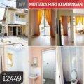 Rumah Mutiara Puri Kembangan Blok E Jakarta Barat, 7x12, 2 Lt, SHM