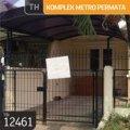 Komplek Metro Permata , Karang Tengah, Tanggerang, 6x13, 1 Lt, SHM