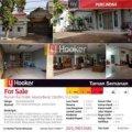 Rumah Puri Indah Jakarta Barat, 19x30m, 1 Lt, SHM