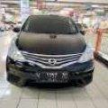Nissan Grand Livina SV Bensin At 2017 Warna Hitam Mobil Antik