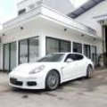 2013 Porsche Panamera S Facelift