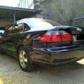 Honda Accord VtiL 2002 Manual