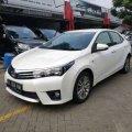 Toyota Corolla Altis 1.8 G Manual 2015 Terawat