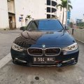 BMW 320i F30 2014 Black