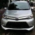 Toyota Avanza Veloz 1.5 Tahun 2016 Warna Silver Metalik