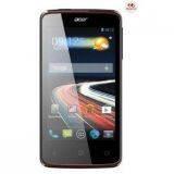 Acer Z160 Liquid Z4 Duo - 4 GB - Dual SIM - Putih