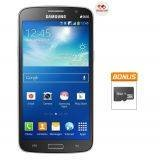 Samsung Galaxy Grand 2 Duos G7102 - Black + Bonus Memory Card 16GB