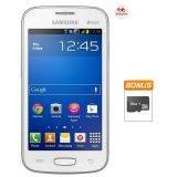 Samsung Galaxy Star Plus Duos S7262 - White + Bonus Memory Card 16GB