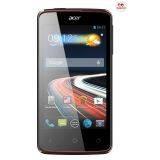 Acer Z160 Liquid Z4 Duo - 4 GB - Dual SIM - Hitam
