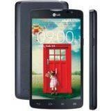 LG Optimus L80 D380 - KitKat - RAM 1GB - Layar 5inchi - Hitam