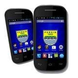 Zte Handphone Persib Juara - seri V795 - Biru