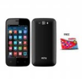 MITO A99 (Fantasy Mini) Black + FREE PAKET DATA SIMPATI